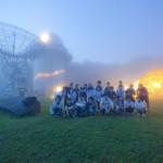 【速報】体験入学 でみさと天文台にいきました