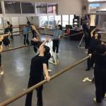 プロジェクト舞踊 基礎練習!!