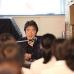 特別授業 建築家「広谷 純弘先生」 ベーシスト「清水興先生」