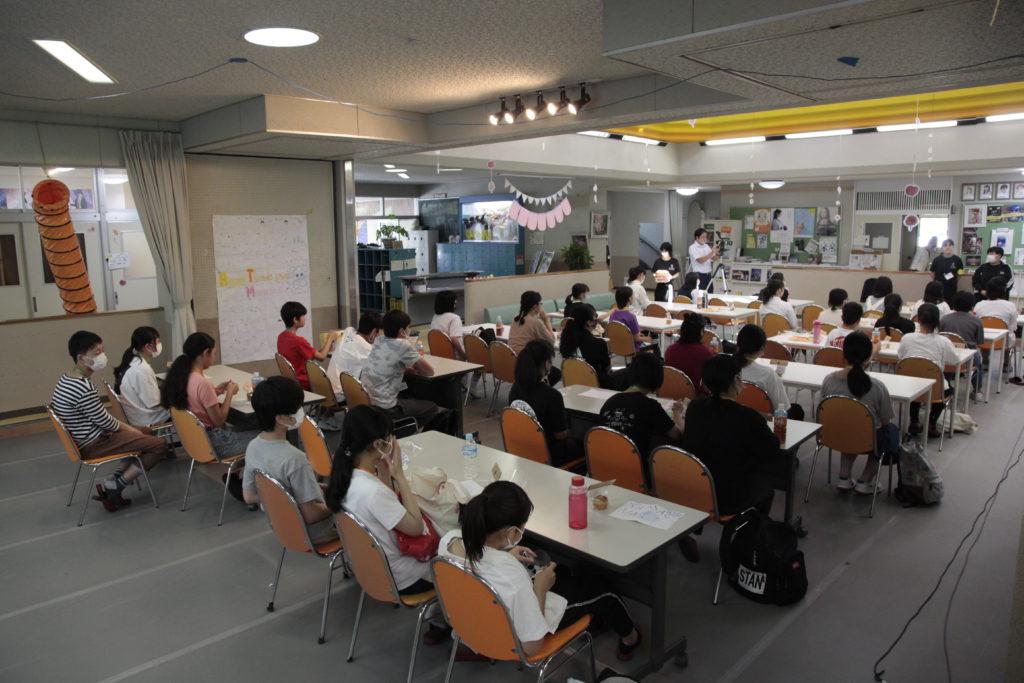 9月19日(土)オープンスクール・オンラインでのりらフェスティバルが開催されました。