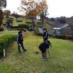 パークゴルフを楽しむ⛳
