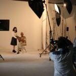 『モデル撮影、スタジオワーク』の特別授業